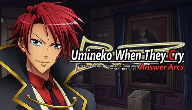 Umineko When They Cry Answer Arcs Free Download