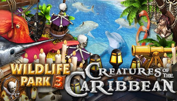 Wildlife Park 3 - Creatures of the Caribbean Free Download
