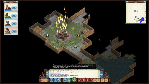 Avernum 3: Ruined World PC Crack