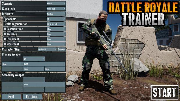 Battle Royale Trainer Torrent Download