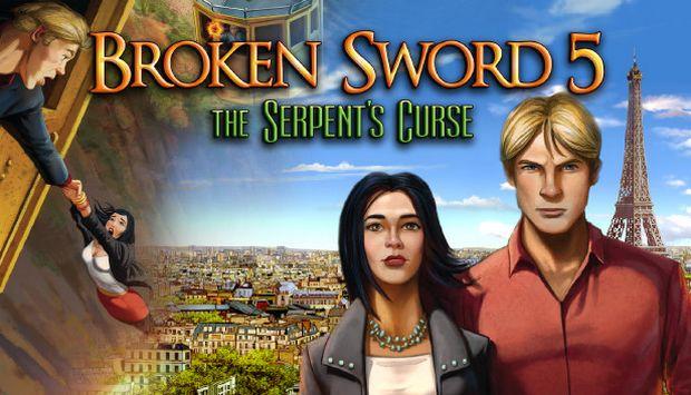 Broken Sword 5 - the Serpent's Curse Free Download
