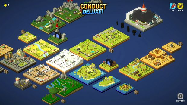 Conduct DELUXE! PC Crack