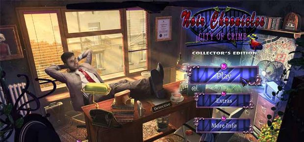 Noir Chronicles: City of Crime Collector's Edition Free Download