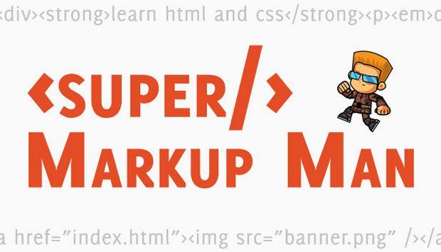 Super Markup Man Free Download