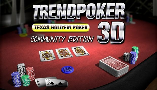 Trendpoker 3D Community Edition Free Download