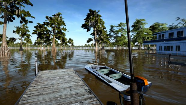 Ultimate fishing simulator free download igggames for Free online fishing games