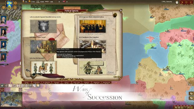 Wars of Succession Torrent Download