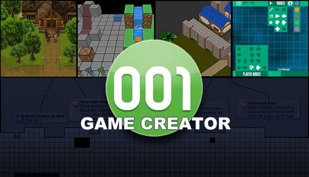 001 Game Creator Free Download