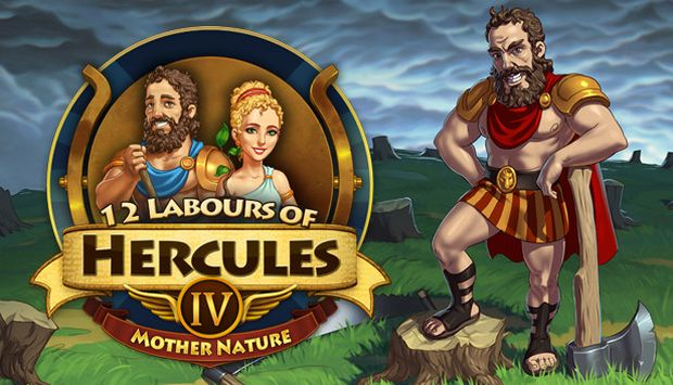 12 Labours of Hercules IV: Mother Nature (Platinum Edition) Free Download