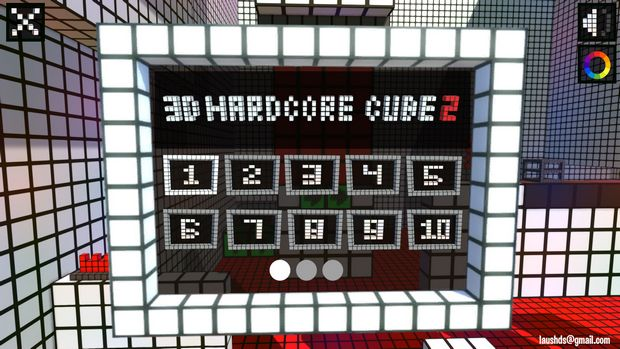 3D Hardcore Cube 2 PC Crack