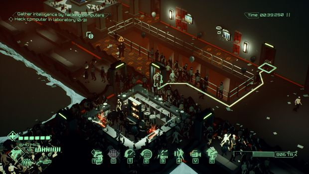 All Walls Must Fall A Tech-Noir Tactics Game PC Crack
