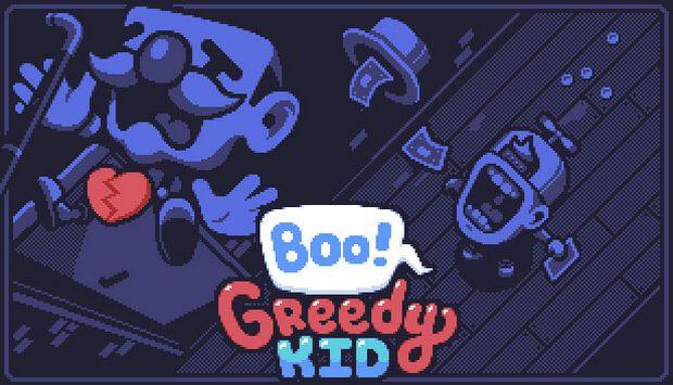 Boo! Greedy Kid Free Download