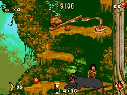 Disney's The Jungle Book PC Crack
