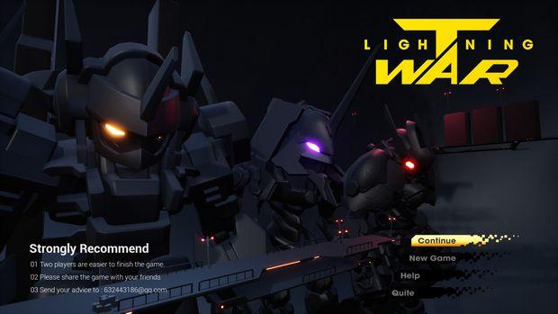 Lightning War Torrent Download