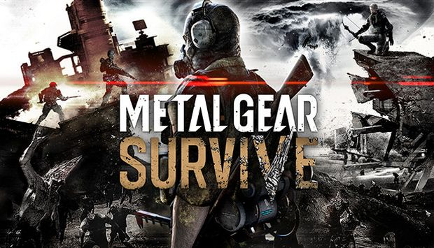 Image result for Metal Gear Survive
