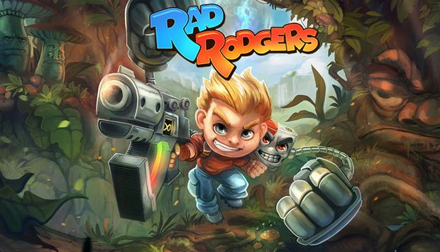Rad Rodgers Free Download