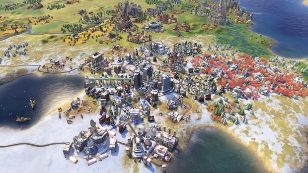 Sid Meiers Civilization VI: Rise and Fall Torrent Download