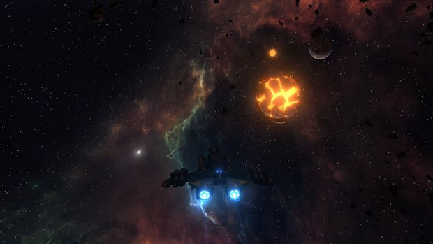 Starpoint Gemini Warlords: Rise of Numibia PC Crack