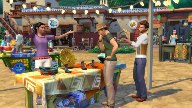 Les Sims 4 Jungle Adventure PC Crack