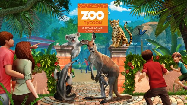 Zoo Tycoon: Ultimate Animal Collection Free Download