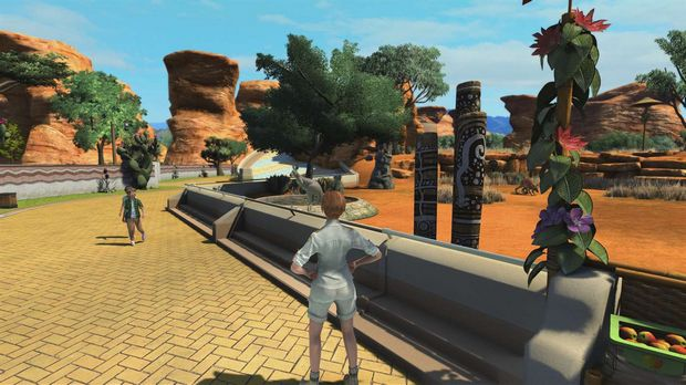 Zoo Tycoon: Ultimate Animal Collection PC Crack