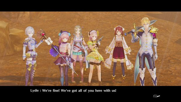 Atelier Lydie & Suelle ~The Alchemists and the Mysterious Paintings~ PC Crack
