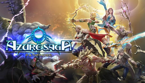 Azure Saga: Pathfinder Free Download