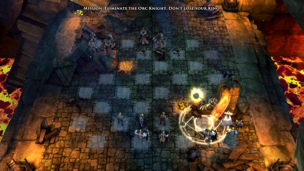 Chessaria: The Tactical Adventure Torrent Download
