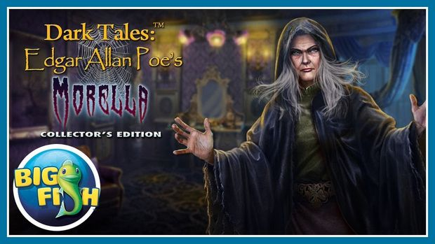 Dark Tales: Edgar Allan Poe's Morella Collector's Edition Free Download