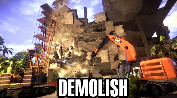 Demolish & Build 2018 Torrent Download