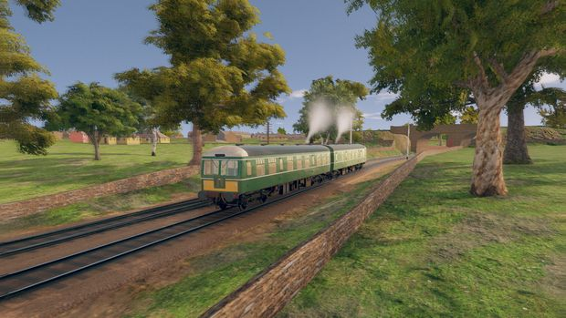 Diesel Railcar Simulator Torrent Download