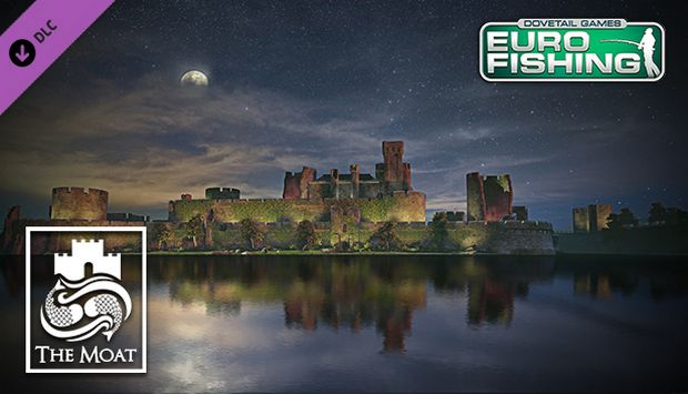 Euro Fishing: The Moat Free Download
