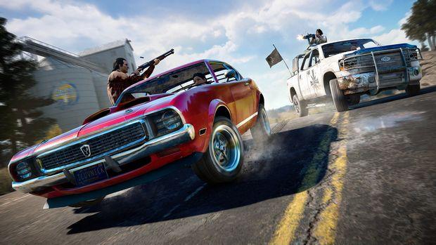 Far Cry 5 Free Download (FULL UNLOCKED) « IGGGAMES