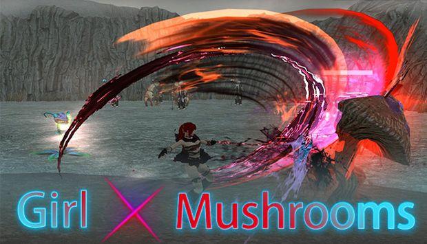 Girl X Mushrooms Free Download