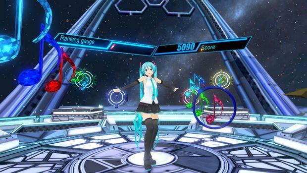 Hatsune Miku VR PC Crack