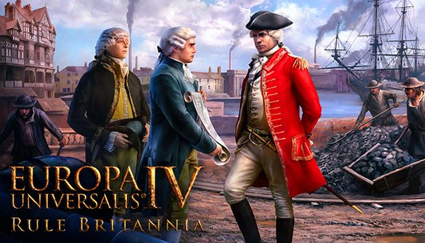 Europa Universalis IV: Rule Britannia Free Download