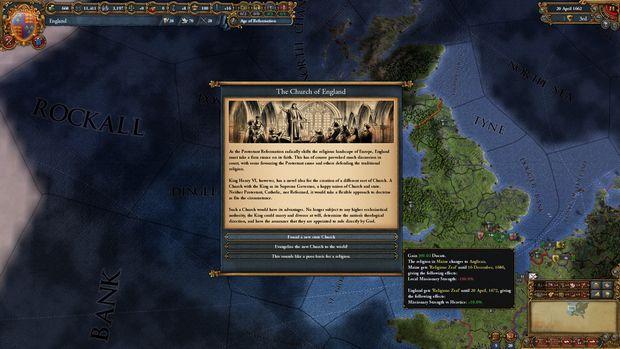 Europa Universalis IV: Rule Britannia PC Crack