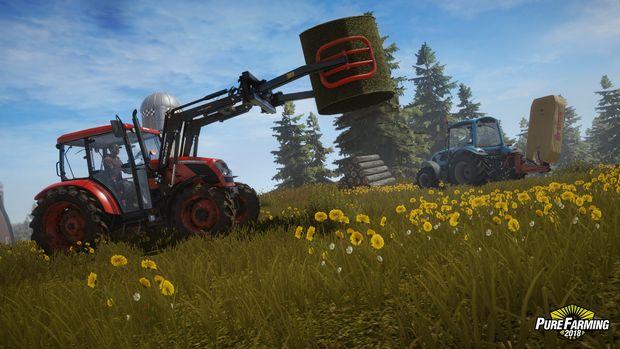 Pure Farming 2018 PC Crack