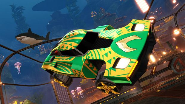 Rocket League DC Super Heroes Free Download (v1.48 & ALL ...