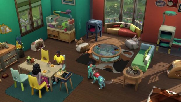 sims 4 pets download games4theworld
