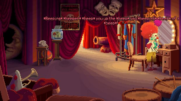 Thimbleweed Park PC Crack