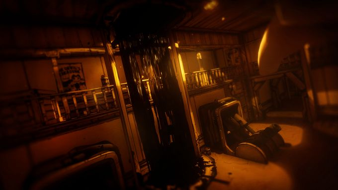 Bendy and the Ink Machine: Chapter Four Torrent Download