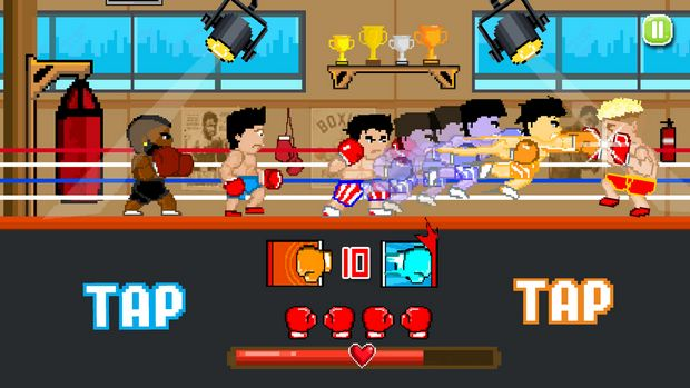 Boxing Fighter : Super punch PC Crack