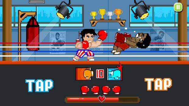 Boxing Fighter : Super punch Torrent Download