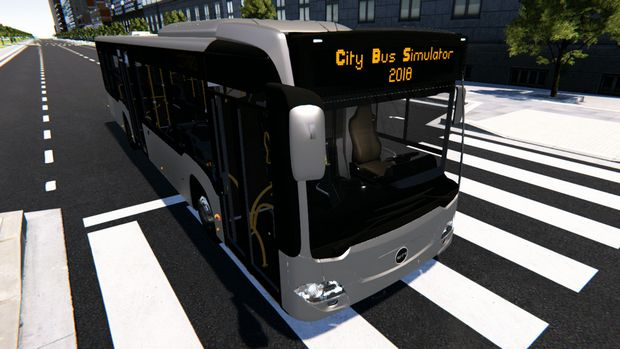 City Bus Simulator 2018 Torrent Download