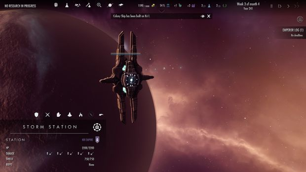 Dawn of Andromeda: Subterfuge Torrent Download