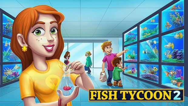 Fish Tycoon 2: Virtual Aquarium Free Download « IGGGAMES