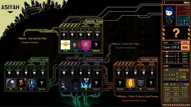 Lobotomy Corporation | Monster Management Simulation PC Crack