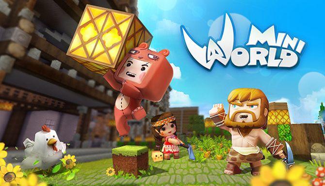 Block World Free >> Mini World Block Art Free Download Igggames