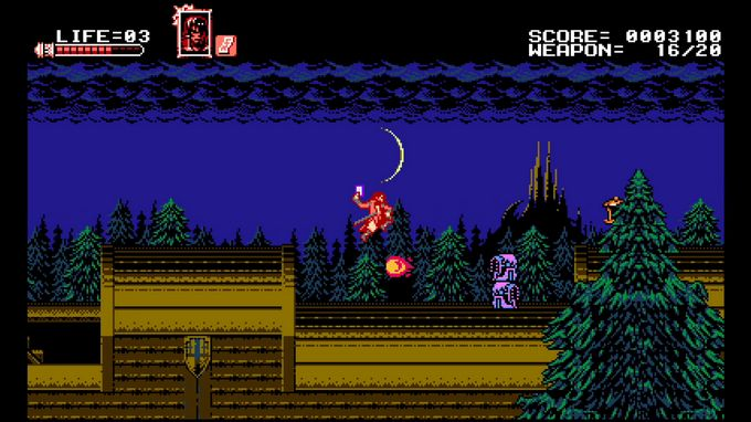 Bloodstained: Curse of the Moon PC Crack